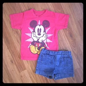 Other - Boys outfit Size 2T